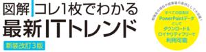 【図解】コレ一枚でわかる最新ITトレンド 改装新訂3版