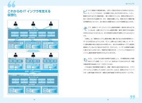 本書内の図表:これからのITインフラを支える仮想化